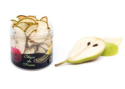 Chips de pera