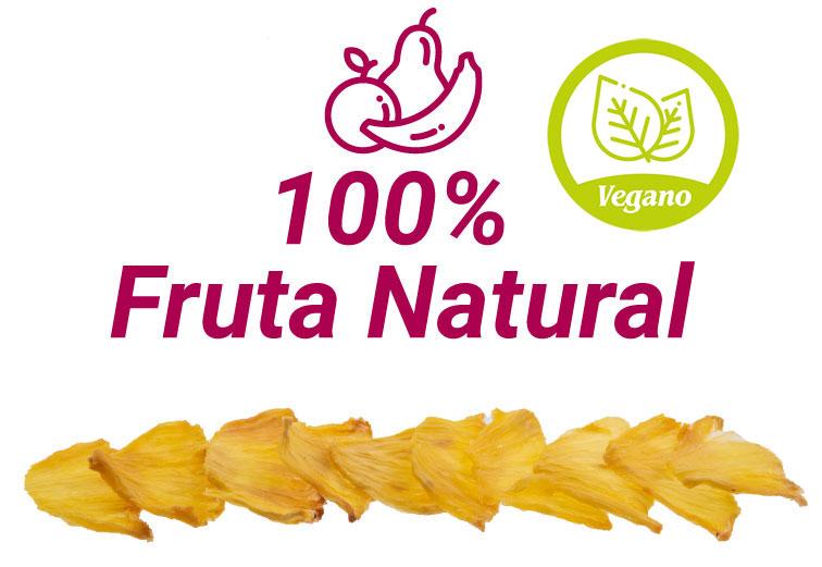 Frulike, producto vegano de 100% fruta natural