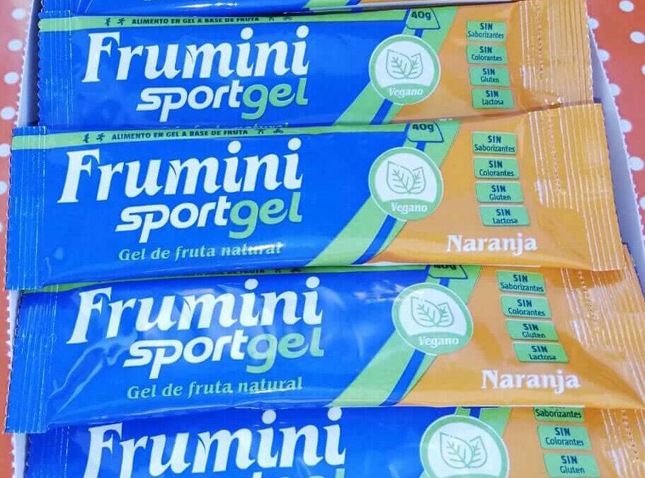 Diverfruit da a conocer su nuevo producto Frumini Sportgel, fruta natural para consumir de forma instantánea, en la Epic Race Pontevedra